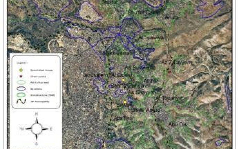 Tightening The Siege Around Jerusalem