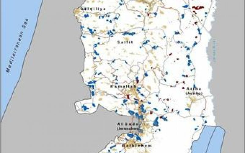 The Eighth Intermediary Report for the Monitoring Israeli Colonizing Activities Project