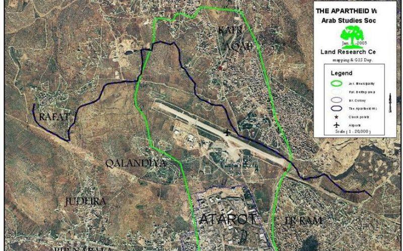 Apartheid Wall … The latest manifestation of the battle for Jerusalem