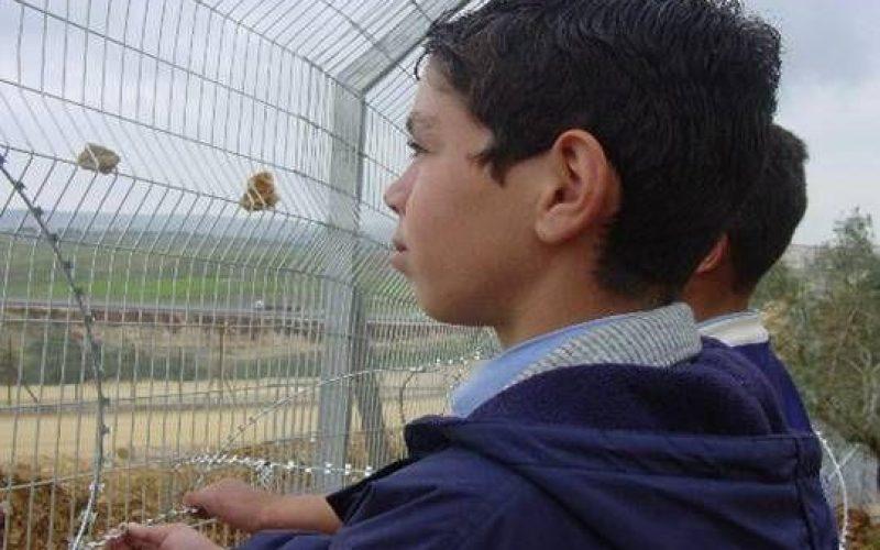 Qalqiliya between the jaws of the Apartheid Wall