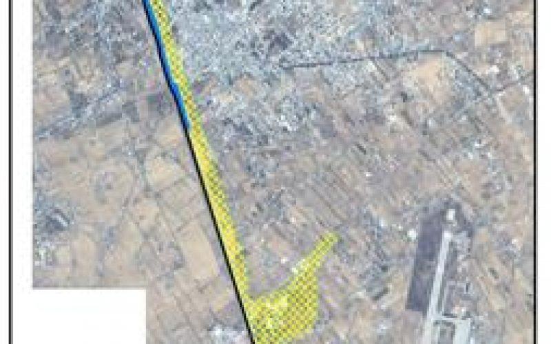 معطيات حول التوسع الاستيطاني في قطاع غزة ما بين العام 2001 و 2003