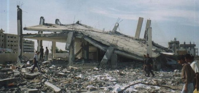 A fall from Grace … Al Zahra building towers victims of the Israeli explosives