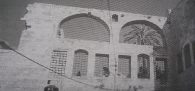 Israel's systematic war against historical Palestinian buildings