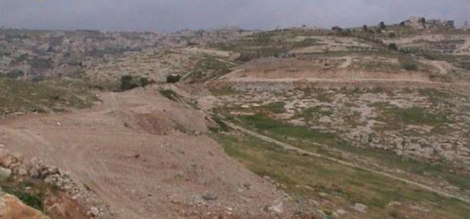 Israeli Show of Force in Bethlehem city