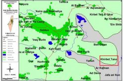 Khirebt Tanna: A village threatened by Evacuation and Destruction