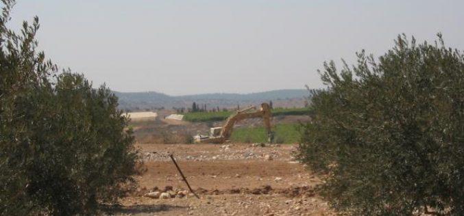 As Sikka village falls under Wall plan