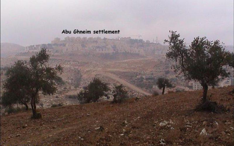 New Israeli Segregation Plans in Beit Sahour