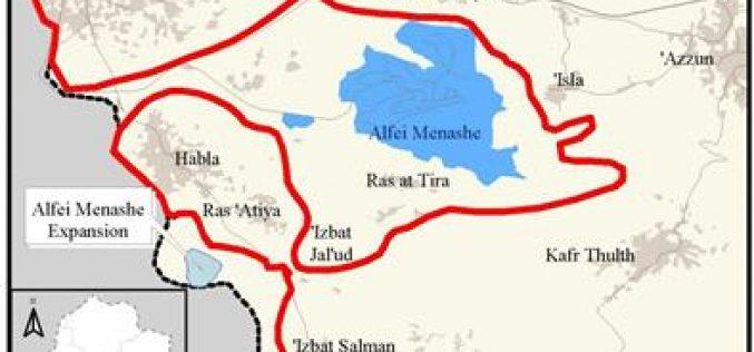 ARIJ Fact Sheet: Isolated Lands, Segregated Communities !!!