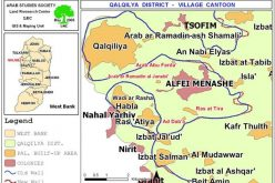 Total ghettoiztion of four Palestinain villages in Qalqiliya governorate