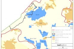 Settlement expansion and loss of Wadi Fukin's land