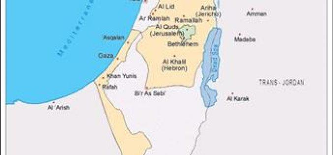 Jerusalem: the strangulation of the Arab Palestinian city