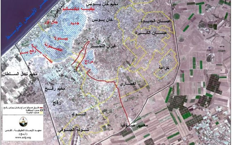 الحواجز والنقاط العسكرية: تشديد للحصار الإسرائيلي وإغلاق للطرق في قطاع غزة