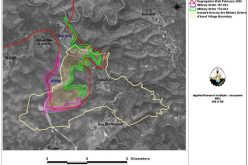 New Military Orders in 'Aboud Village – Ramallah District