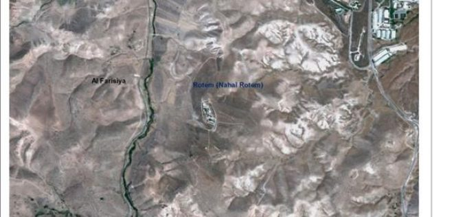The ongoing Israeli Violations in The Jordan Valley !