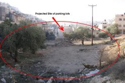 Israeli aggressions on Silwan's land and real estates continued – Jerusalem Governorate