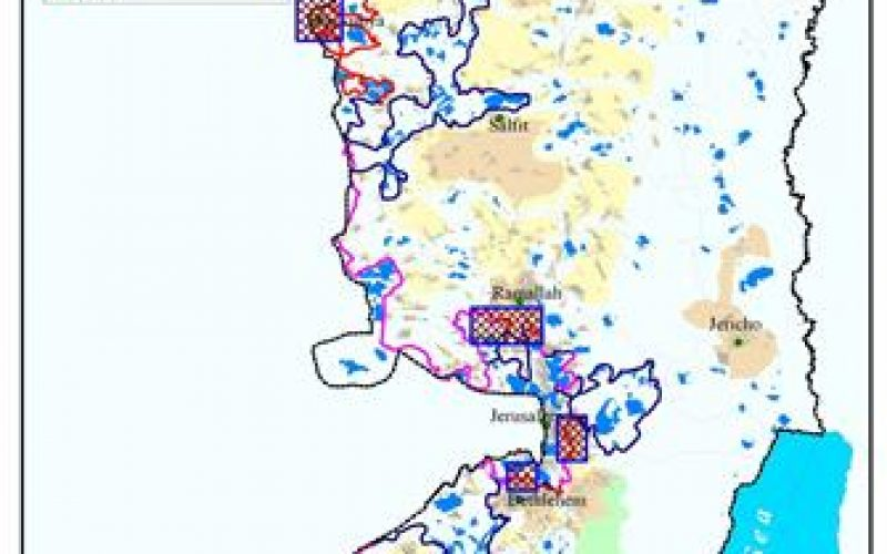 The Israeli Colonization activities in the Palestinian Territories during the 4th quarter of 2005 (October – December) / 2005