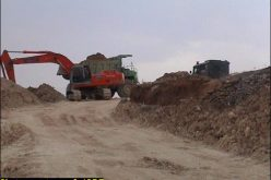 "Israeli Bulldozers on the Move "" Beit Jala & Al-Walaja feels the Cold Iron Israeli Whip """