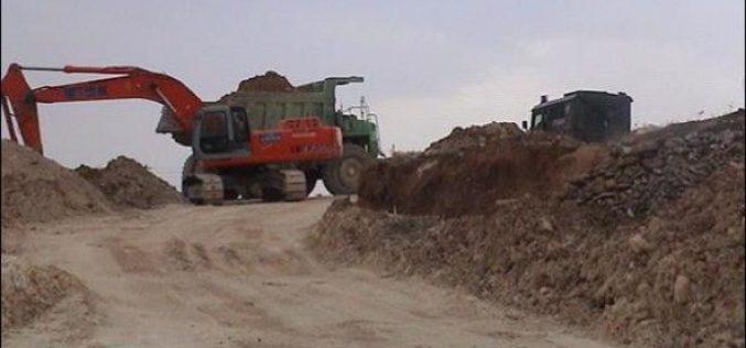 "Israeli Bulldozers on the Move "" Beit Jala & Al-Walaja feels the Cold Iron Israeli Whip """