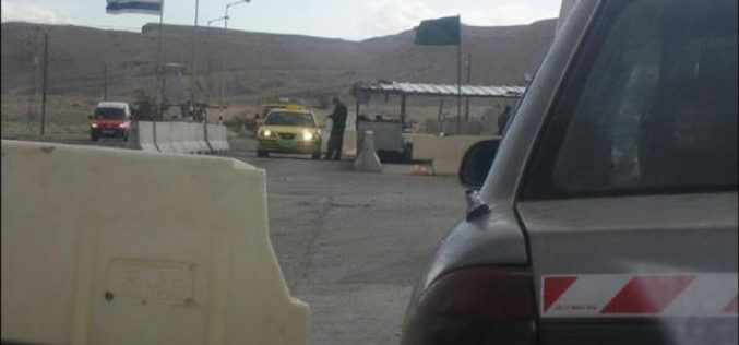 Under the slogan of Security, the Israeli Occupation Forces imprisons Jericho residents