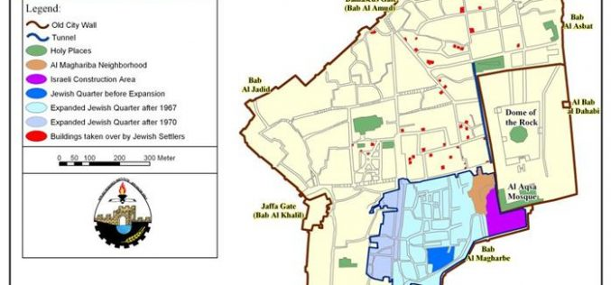 New Israeli Unilateral Plans in the Old City Aiming to the Judaization of Jerusalem
