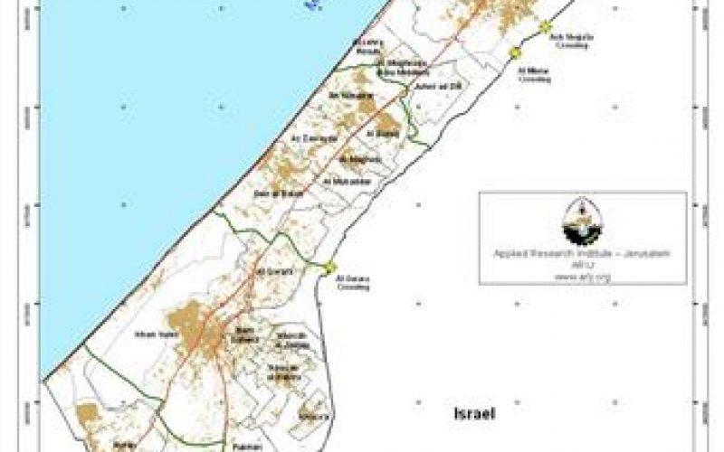 The Massive Israeli Operations Against the Gaza Strip
