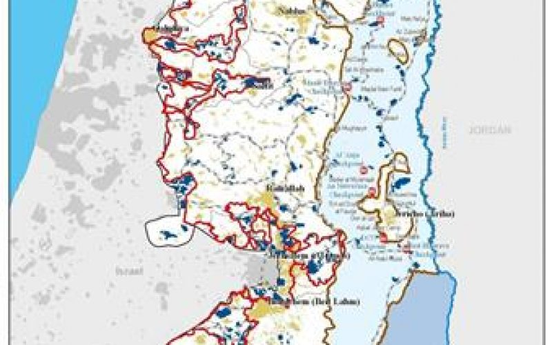 The Effect of the Israeli Segregation Wall on the Palestinian Natural Resources