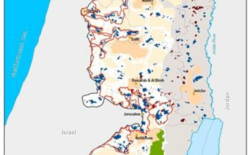 Israeli Military Bases Consolidate Confiscation of Palestinian Land