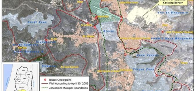 """""""One more Obstacle to Peace"""" <br> A new Israeli Neighborhood on the lands of Jerusalem city"""