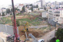 A profile of Israeli Violations in Jerusalem, February 2007