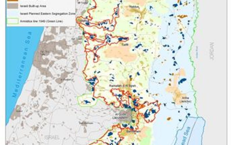 The Israeli Colonization activities in the Occupied Palestinian Territory during the Second Quarter of 2007