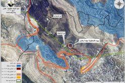 أمرا عسكريا جديدا لاستكمال بناء جدار العزل العنصري على أراضي مدينة بيت جالا