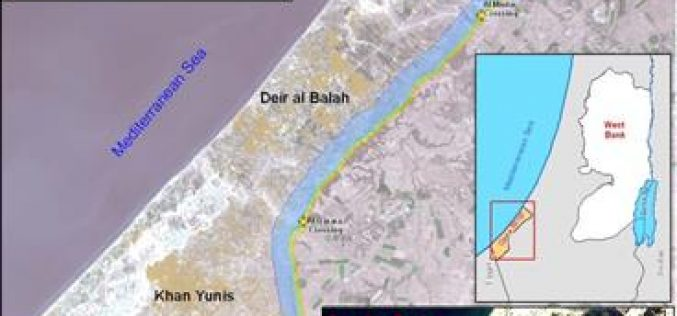 Gaza Strip: the Delusion of the Israeli Disengagement