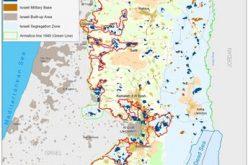 Le Plan Israélien de Ségrégation dans les Territoires Occupés Palestiniens