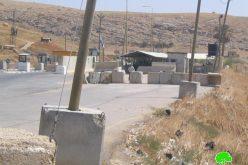 منطقة الأغوار معزولة بالكامل منذ سنتين عن باقي أنحاء الضفة الغربية