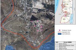 Threats of demolitions in Al Khader Village west of Bethlehem Governorate