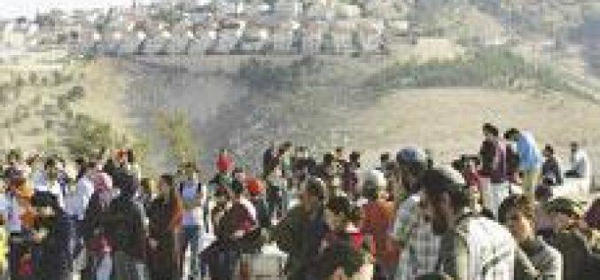 كرد على مؤتمر انابوليس للسلام: المستوطنون ينشأون خمس بؤر استيطانية جديدة في الضفة الغربية