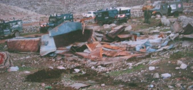 Forced Displacement of Bedouins, an Ethnic Cleansing !