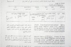 سلطات الاحتلال تخطر المزيد من المنازل بالهدم في قرية قراوة بني حسان