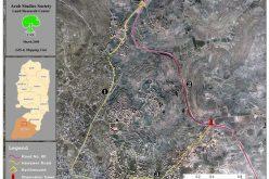 استمرار إغلاق المدخل الشمالي لمدينة حلحول يسبب شلل كامل للمدينة ومحيطها