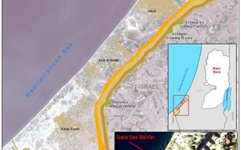 The Israeli Siege on the Gaza Strip during the first quarter of year 2008