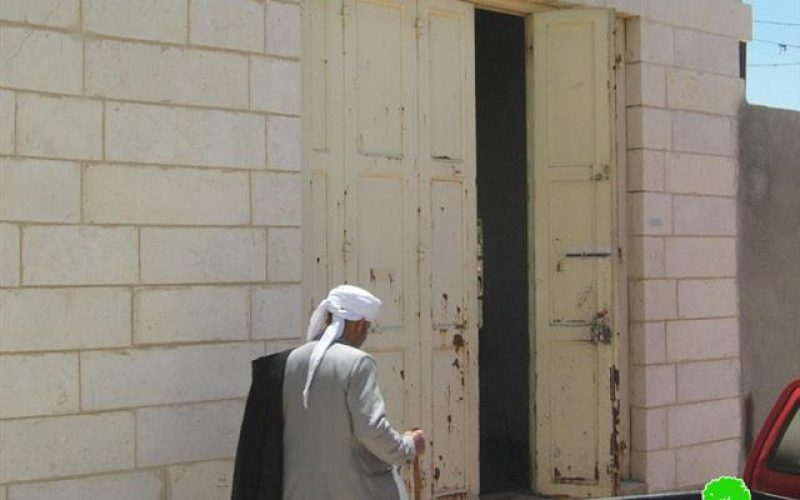 Demolition Warnings for Houses at Beit Awwa Village