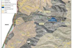A new Israeli Outpost near the settlement of Neguhot