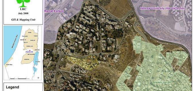 ترحيل عائلة الكرد مقدمة لإنشاء حي استيطاني في الشيخ جراح