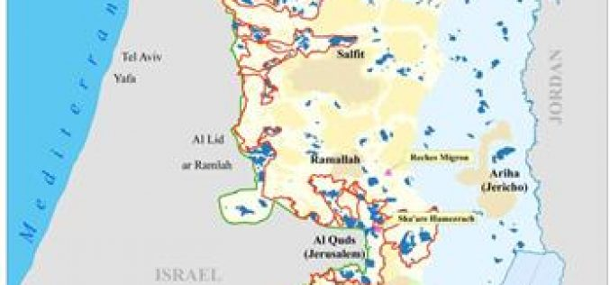 Israeli Right wing settlers to reoccupy four outposts' locations in the West Bank