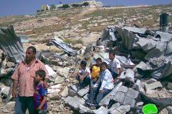 هدم المنازل الفلسطينية في القدس خلال شهر نيسان  2009