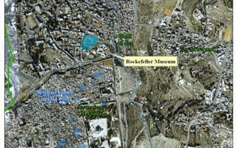 """A clear ignore of the world pursuit for peace <br> """"The Israeli Ministry of Planning and municipality of Jerusalem approve new hotel building in the occupied East-Jerusalem, the Holy Basin"""""""