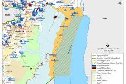 Que se cache-t'il derrière la proposition israélienne de transformer 139.000 dounams sur les rives de la Mer Morte en Terres d'Etat?