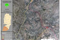 After ten years of suffering, the Israeli Occupation Authorities re-open Halhul's town northern entrance