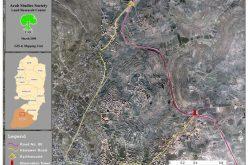 بعد عشر سنوات من المعاناة, سلطات الاحتلال الاسرائيلي تعيد فتح مدخل بلدة حلحول الشمالي