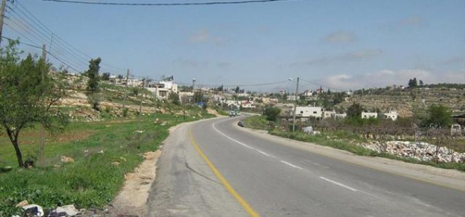 The Israeli Occupation Authorities Notifies Several Commercial and Agricultural Structures of Eviction and Demolition in Beit Ummar